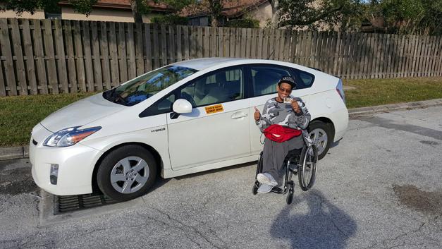 Grace Adaptive Driving